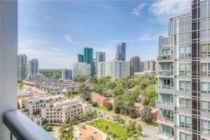 Absolutley Gorgeous 1Br  Den Condo in the Heart of NorthYork