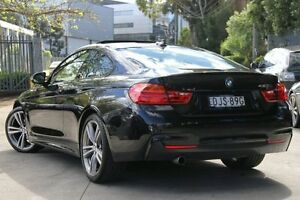 2015 BMW 420I F32 MY15 Sport Line Black 8 Speed Automatic Coupe Petersham Marrickville Area Preview