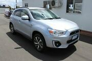 2015 Mitsubishi ASX XB MY15 LS 2WD Silver 6 Speed Constant Variable Wagon Devonport Devonport Area Preview
