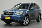 2015 Subaru Forester S4 MY15 2.5i-L CVT AWD Quartz Blue 6 Speed Constant Variable Wagon Brooklyn Brimbank Area Preview