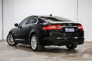 2015 Jaguar XF X250 MY15 Premium Luxury Black 8 Speed Sports Automatic Sedan Welshpool Canning Area Preview