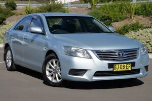 2010 Toyota Aurion GSV40R 09 Upgrade AT-X Arctic Frost 6 Speed Auto Sequential Sedan Lisarow Gosford Area Preview