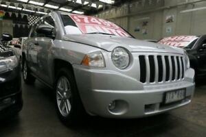 2007 Jeep Compass MK Sport Continuous Variable Wagon Mordialloc Kingston Area Preview