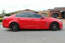 2013 Holden Special Vehicles Clubsport  Red Manual Sedan Nailsworth Prospect Area Preview