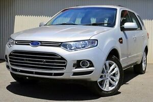 2014 Ford Territory Silver Sports Automatic Wagon Dandenong Greater Dandenong Preview