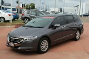 2013 Honda Odyssey 4th Gen MY13 Grey 5 Speed Sports Automatic Wagon Townsville Townsville City Preview