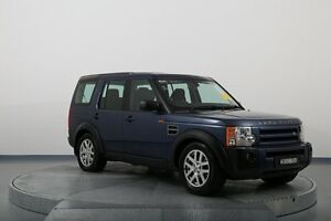 2008 Land Rover Discovery 3 Series 3 08MY SE Blue 6 Speed Sports Automatic Wagon Old Guildford Fairfield Area Preview