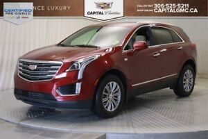 2017 Cadillac XT5 Luxury FWD*Leather*Loaded*Sunroof*
