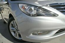 2011 Hyundai i45 YF MY11 Elite Silver 6 Speed Sports Automatic Sedan Pennant Hills Hornsby Area Preview