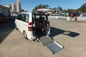 2003 Toyota Noah AZR60G AZR60 White Automatic Wheelchair Transporter North Manly Manly Area Preview