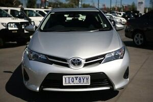 2013 Toyota Corolla ZRE182R Ascent S-CVT Silver 7 Speed Constant Variable Hatchback Frankston Frankston Area Preview