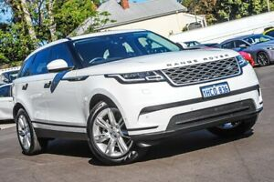 2019 Land Rover Range Rover Velar L560 MY20 P250 AWD SE White 8 Speed Sports Automatic Wagon Bayswater Bayswater Area Preview