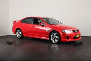 2009 Holden Commodore VE MY09.5 SS Red 6 Speed Automatic Sedan Mulgrave Hawkesbury Area Preview