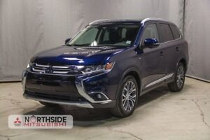 2017 Mitsubishi Outlander GT V6 ALL WHEEL CONT