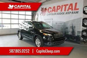 2015 Jeep Cherokee Limited | V6 | Full Sunroof | NAV | Leather |