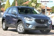 2017 Mazda CX-5 KE1072 Maxx SKYACTIV-Drive FWD Sport Eternal Blue 6 Speed Sports Automatic Wagon West Hindmarsh Charles Sturt Area Preview