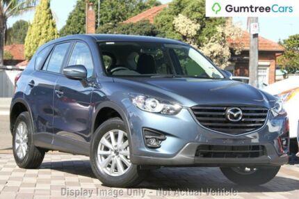 2017 Mazda CX-5 KE1032 Maxx SKYACTIV-Drive i-ACTIV AWD Sport Blue 6 Speed Sports Automatic Wagon Rockingham Rockingham Area Preview