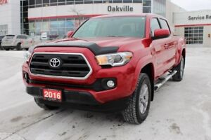 2016 Toyota Tacoma SR5 w/Backup Camera & Bluetooth