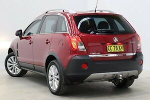 2015 Holden Captiva CG MY15 5 AWD LT Red 6 Speed Sports Automatic Wagon Seven Hills Blacktown Area Preview