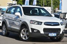 2013 Holden Captiva CG Series II MY12 White 6 Speed Sports Automatic Wagon Maylands Bayswater Area Preview
