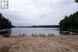 Private building lot in a prime location on Georgian Bay