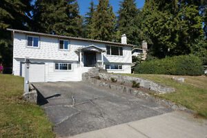 Beautiful Coquitlam Home For Rent!
