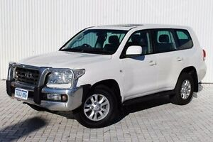 2008 Toyota Landcruiser Sports Automatic Wagon Embleton Bayswater Area Preview