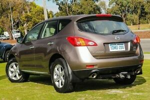 2010 Nissan Murano Z51 Series 2 MY10 ST Bronze 6 Speed Constant Variable Wagon Wangara Wanneroo Area Preview