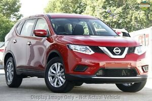 2014 Nissan X-Trail T32 ST X-tronic 2WD Red 7 Speed Constant Variable Wagon Knoxfield Knox Area Preview