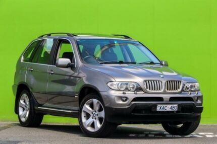 2004 BMW X5 E53 MY04 Steptronic 6 Speed Sports Automatic Wagon Ringwood East Maroondah Area Preview