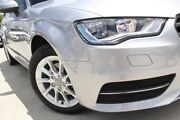 2015 Audi A3 8V MY16 Ambition Sportback S tronic Silver 7 Speed Sports Automatic Dual Clutch Kedron Brisbane North East Preview
