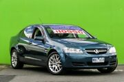 2008 Holden Commodore VE MY09 60th Anniversary Green 4 Speed Automatic Sedan Ringwood East Maroondah Area Preview