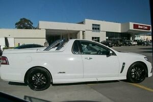 2014 Holden Ute VF MY14 SS V Ute Redline White 6 Speed Sports Automatic Utility Thornleigh Hornsby Area Preview