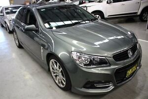 2013 Holden Commodore VF MY14 SS V Redline Grey 6 Speed Sports Automatic Sedan Maryville Newcastle Area Preview