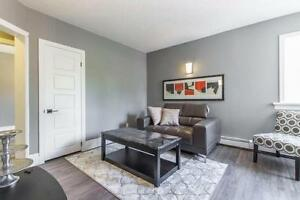 NEWLY RENOVATED - FULLY FURNISHED,ALL INCLUDED - 1 BEDROOM UNITS
