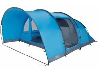 ***brand new*** vango aura 400 4 person 4 man tent in river blue