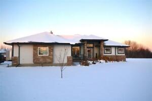 5bd 3ba Home for Sale in Rural Strathcona County