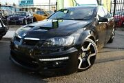 2011 Holden Special Vehicles GTS E Series 3 Black 6 Speed Manual Sedan Dandenong Greater Dandenong Preview