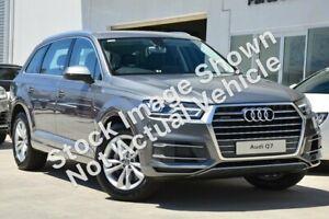2017 Audi Q7 4M MY17 TDI Tiptronic Quattro Grey 8 Speed Sports Automatic Wagon Burswood Victoria Park Area Preview