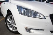 2013 Peugeot 508 MY13 Allure White 6 Speed Sports Automatic Sedan Nundah Brisbane North East Preview