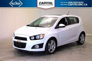 2016 Chevrolet Sonic LT HB *Back Up Camera-Remote Start-Heated S