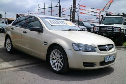 2007 Holden Commodore VE MY08 Omega Gold 4 Speed Automatic Sedan Brooklyn Brimbank Area Preview