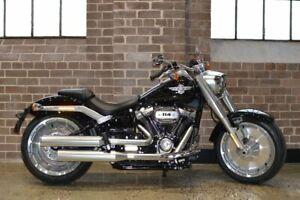 2020 Harley-Davidson FAT BOY 114 (FLFBS) Road Bike 1868cc