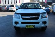 2008 Holden Colorado RC LX Space Cab White 4 Speed Automatic Utility Smeaton Grange Camden Area Preview