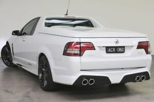 2014 Holden Special Vehicles Maloo GEN-F MY15 R8 White 6 Speed Sports Automatic Utility
