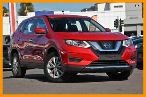 2018 Nissan X-Trail T32 Series II ST X-tronic 4WD Red/Black 7 Speed Constant Variable Wagon Mount Gravatt Brisbane South East Preview