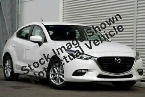 2016 Mazda 3 BN5478 Maxx White Sports Automatic Hatchback Minchinbury Blacktown Area Preview