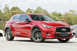 2016 Infiniti Q30 H15 Sport D-CT Red 7 Speed Sports Automatic Dual Clutch Wagon Springwood Logan Area Preview