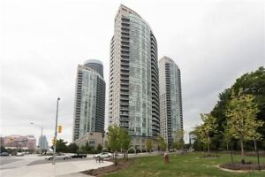 1Br+Den 1Wr Condo Unit Sq-1 Mall Hwy 403/QEW/401 90 Absolute Ave