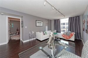 Open Concept Renovated Flat w Large Kitchen
